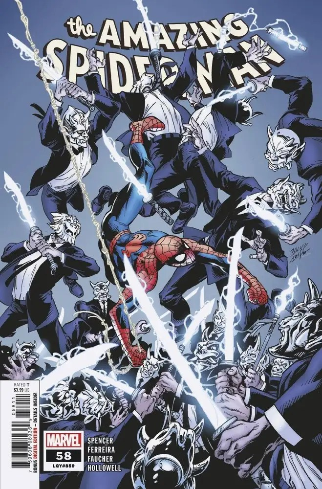 NOV200568 ComicList: Marvel Comics New Releases for 01/27/2021