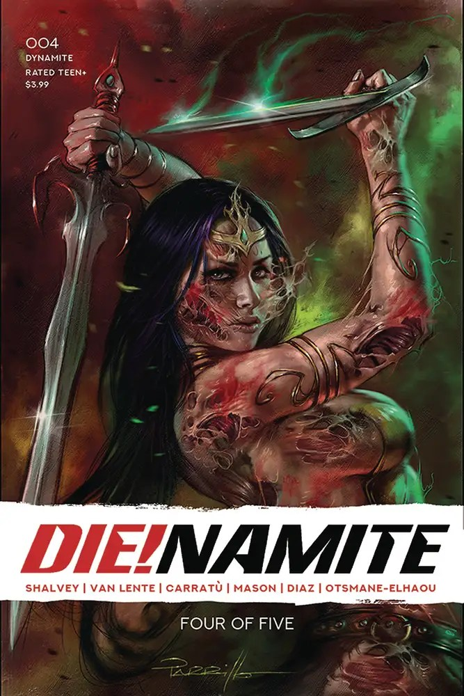 NOV200719 ComicList: Dynamite Entertainment New Releases for 01/27/2021
