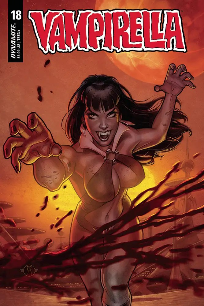 NOV200744 ComicList: Dynamite Entertainment New Releases for 03/10/2021