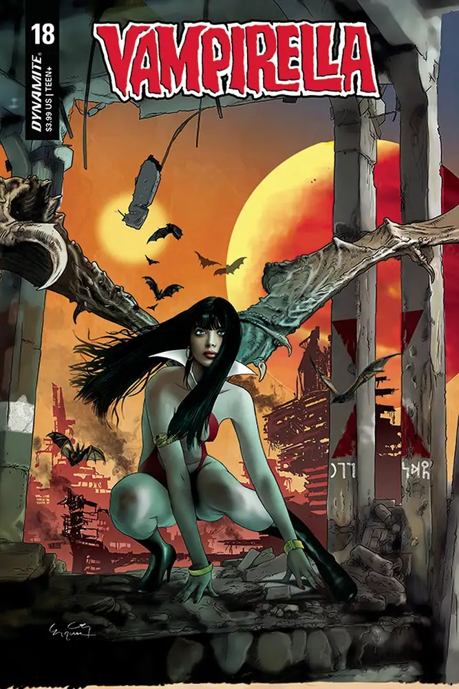 NOV200746 ComicList: Dynamite Entertainment New Releases for 03/10/2021