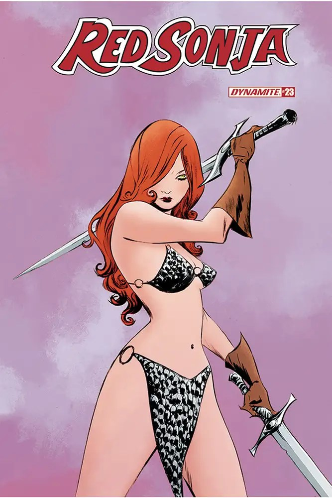 NOV200822 ComicList: Dynamite Entertainment New Releases for 01/27/2021