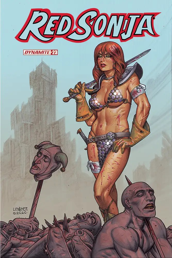 NOV200823 ComicList: Dynamite Entertainment New Releases for 01/27/2021