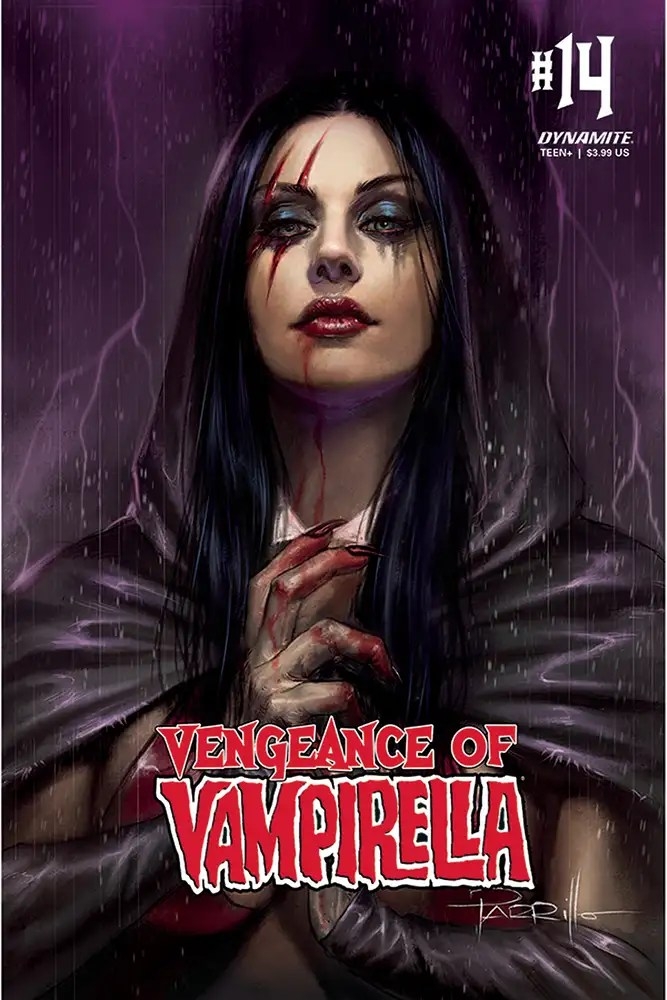 NOV200858 ComicList: Dynamite Entertainment New Releases for 02/03/2021