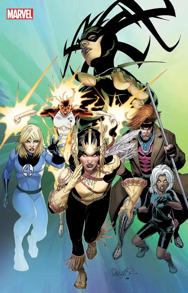 OCT200574 ComicList: Marvel Comics New Releases for 01/13/2021