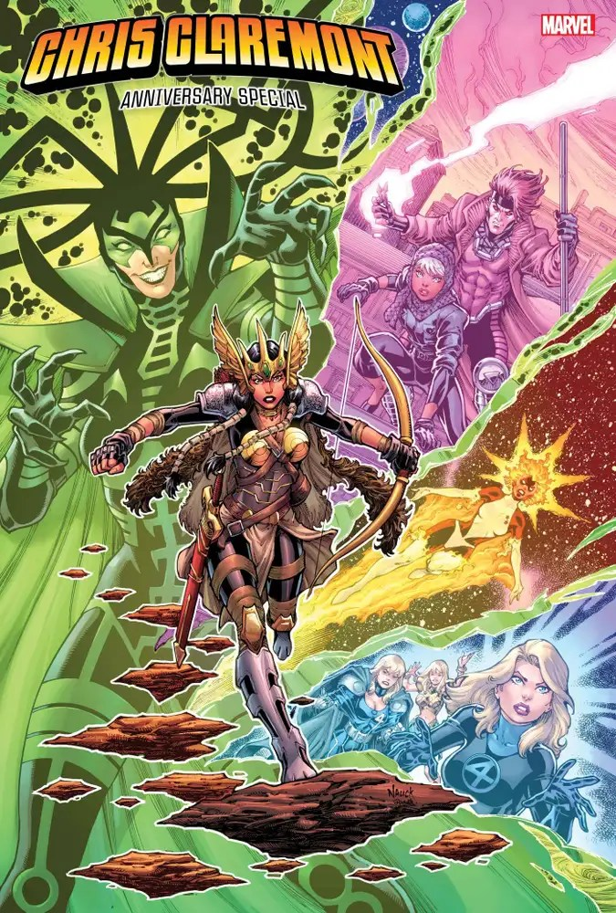 OCT200575 ComicList: Marvel Comics New Releases for 01/13/2021