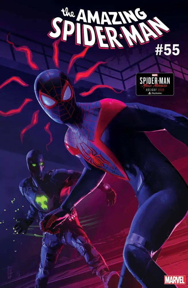 OCT200584 ComicList: Marvel Comics New Releases for 12/30/2020