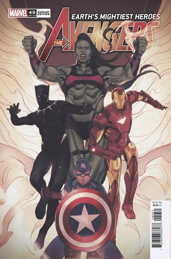 OCT200617 ComicList: Marvel Comics New Releases for 12/30/2020
