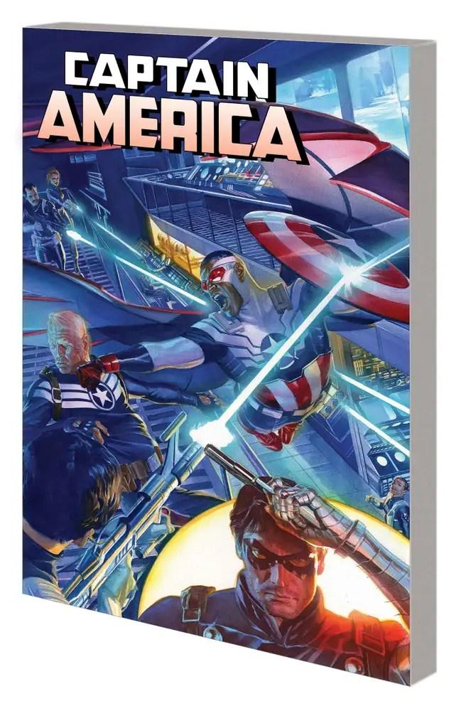 OCT200720 ComicList: Marvel Comics New Releases for 02/24/2021
