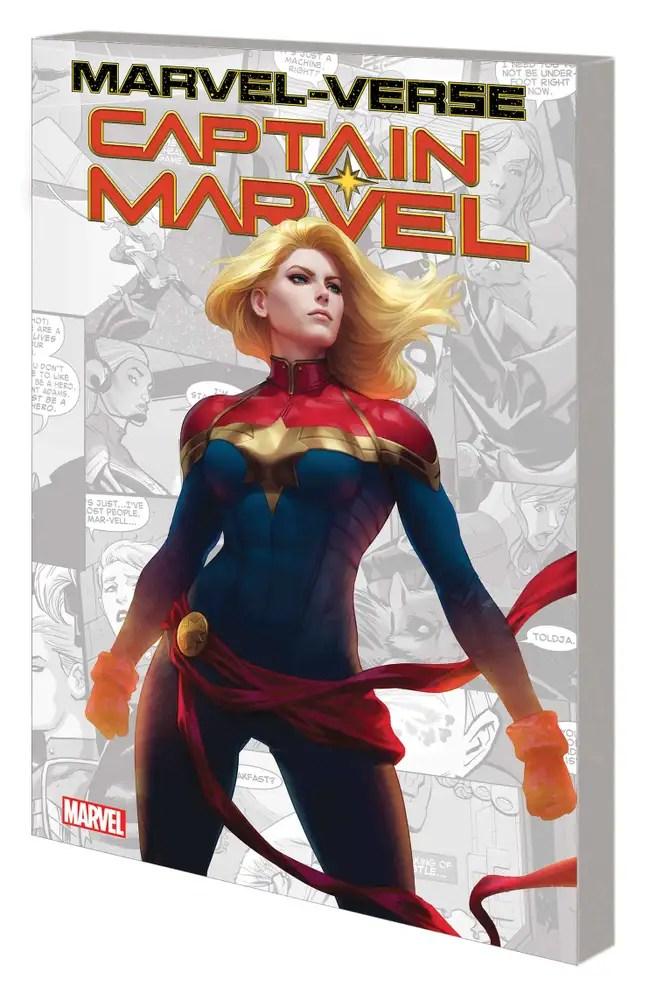 OCT200722 ComicList: Marvel Comics New Releases for 01/13/2021
