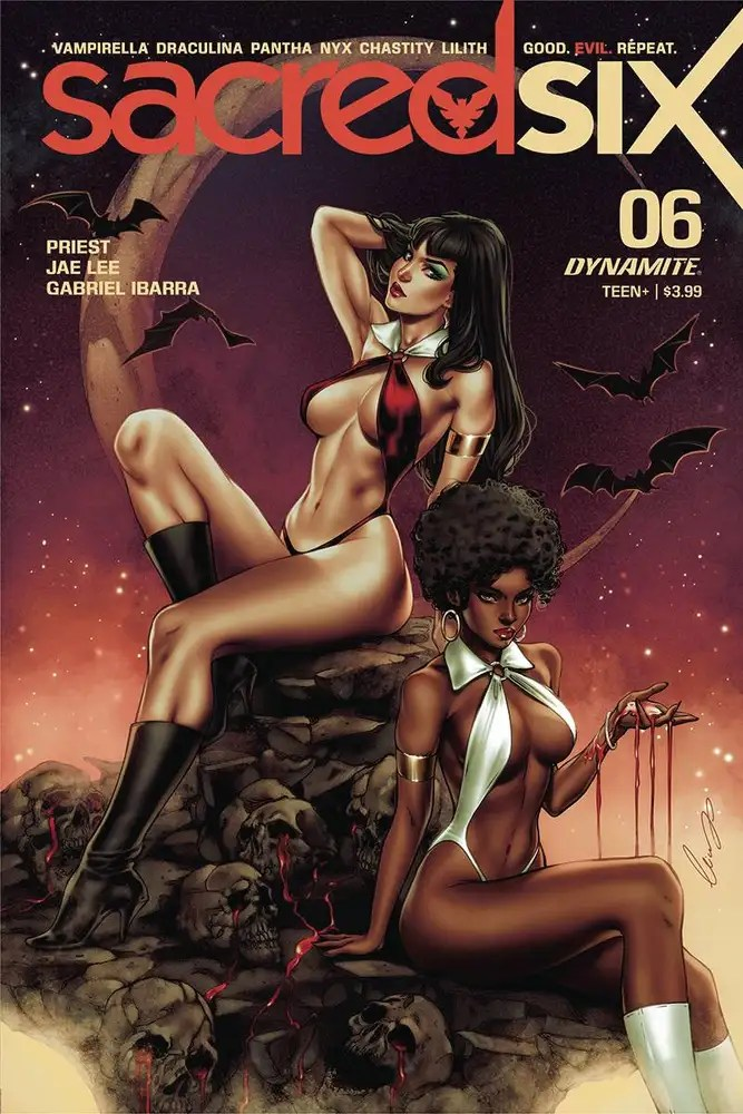 OCT200837 ComicList: Dynamite Entertainment New Releases for 01/27/2021