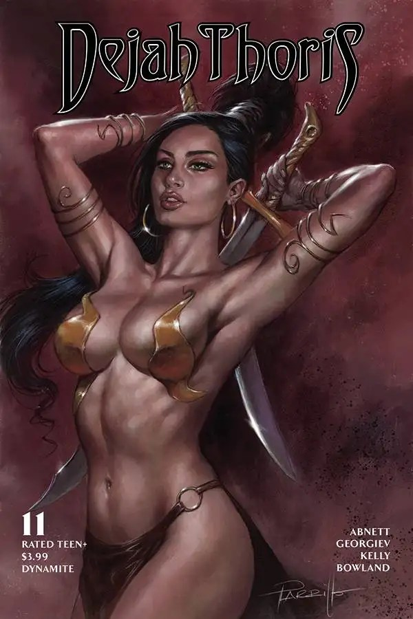 OCT200848 ComicList: Dynamite Entertainment New Releases for 03/24/2021