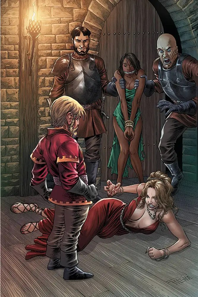 OCT200866 ComicList: Dynamite Entertainment New Releases for 01/20/2021