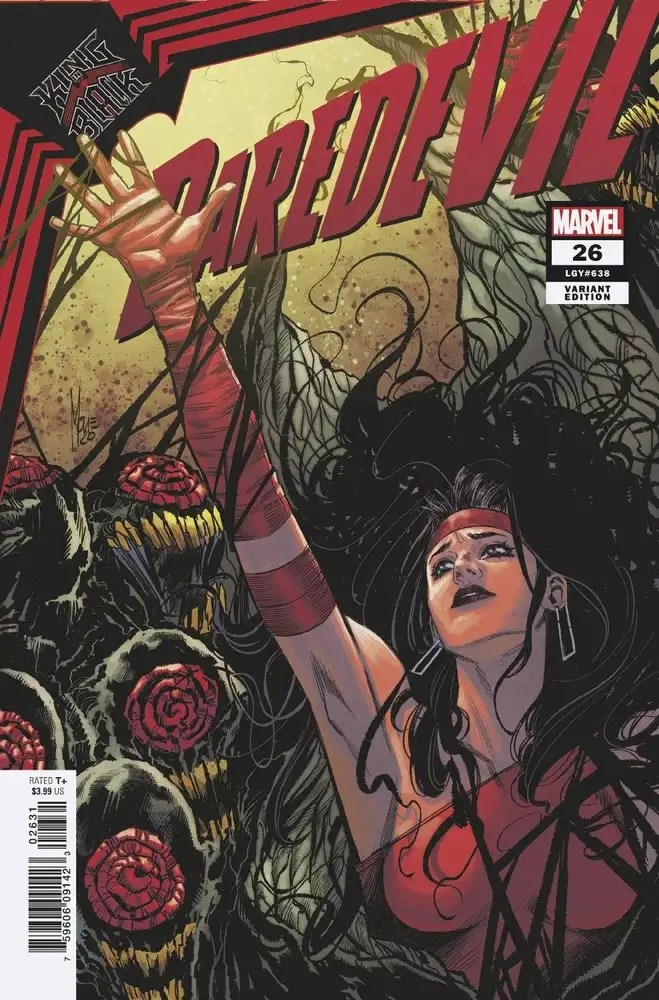 OCT209138 ComicList: Marvel Comics New Releases for 01/27/2021