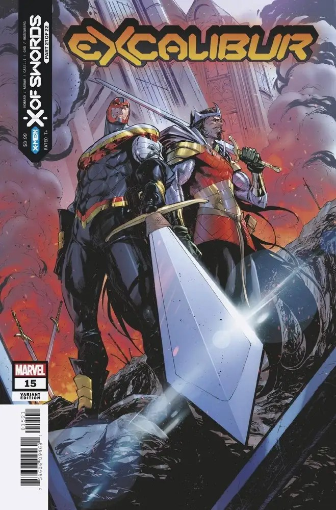 SEP200555 ComicList: Marvel Comics New Releases for 11/25/2020