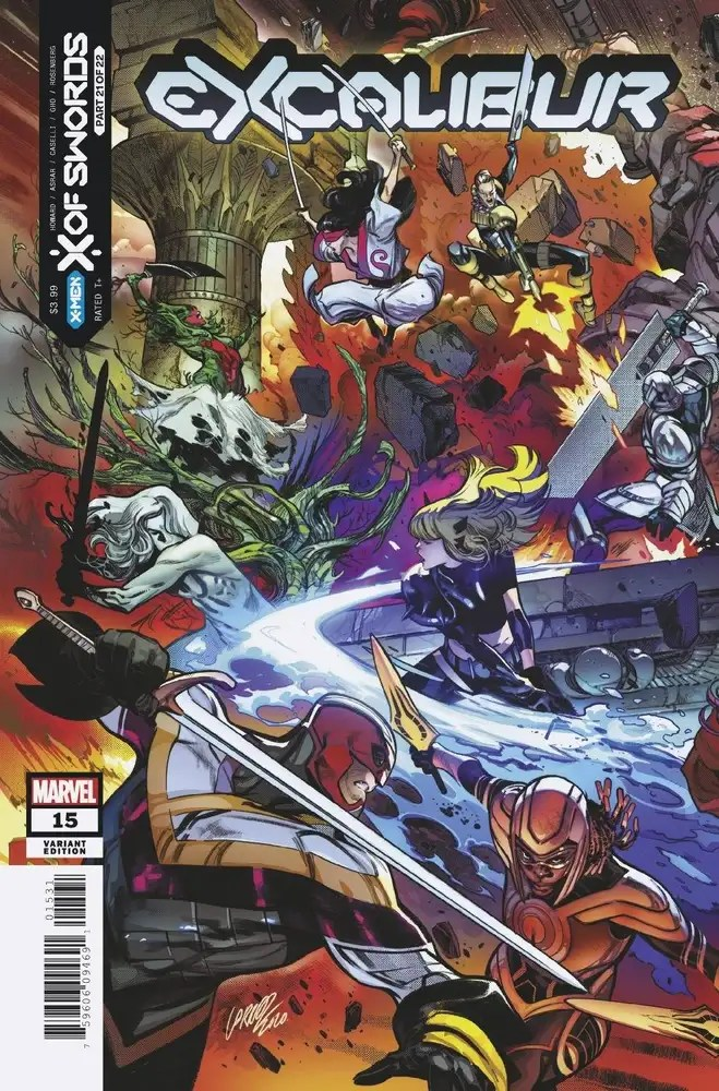 SEP200556 ComicList: Marvel Comics New Releases for 11/25/2020