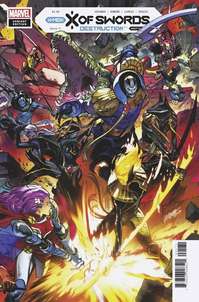 SEP200561 ComicList: Marvel Comics New Releases for 11/25/2020