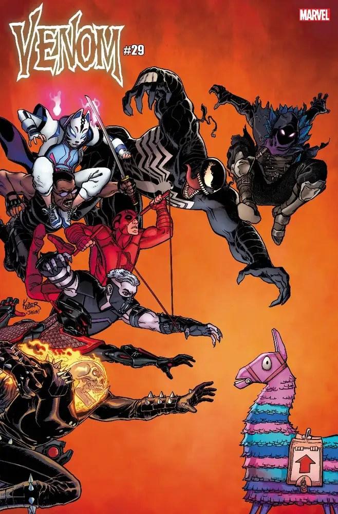 stl170879 ComicList: Marvel Comics New Releases for 10/21/2020