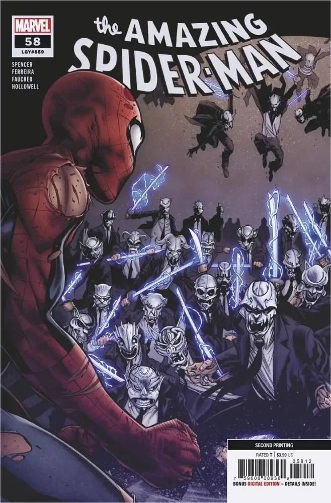 stl185356 ComicList: Marvel Comics New Releases for 03/03/2021