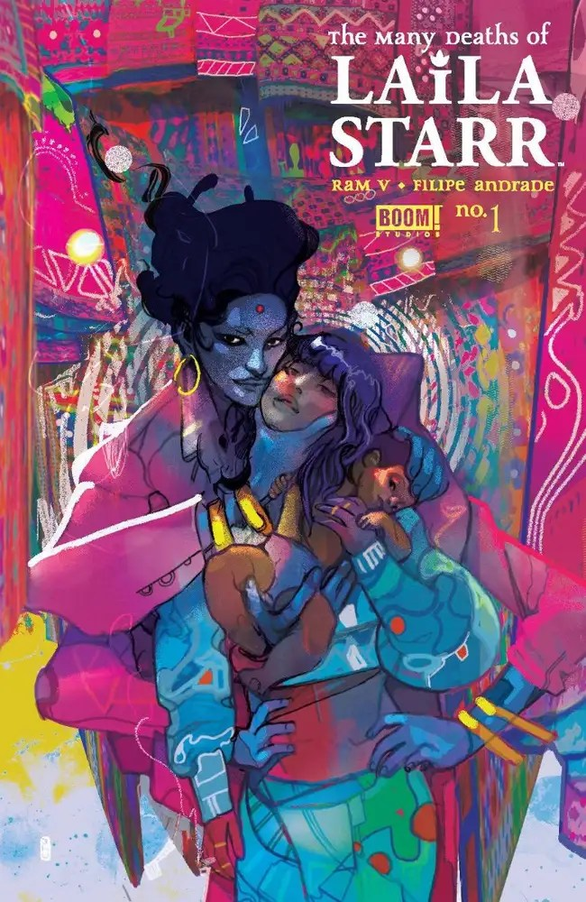 stl192883 ComicList: BOOM! Studios New Releases for 05/05/2021