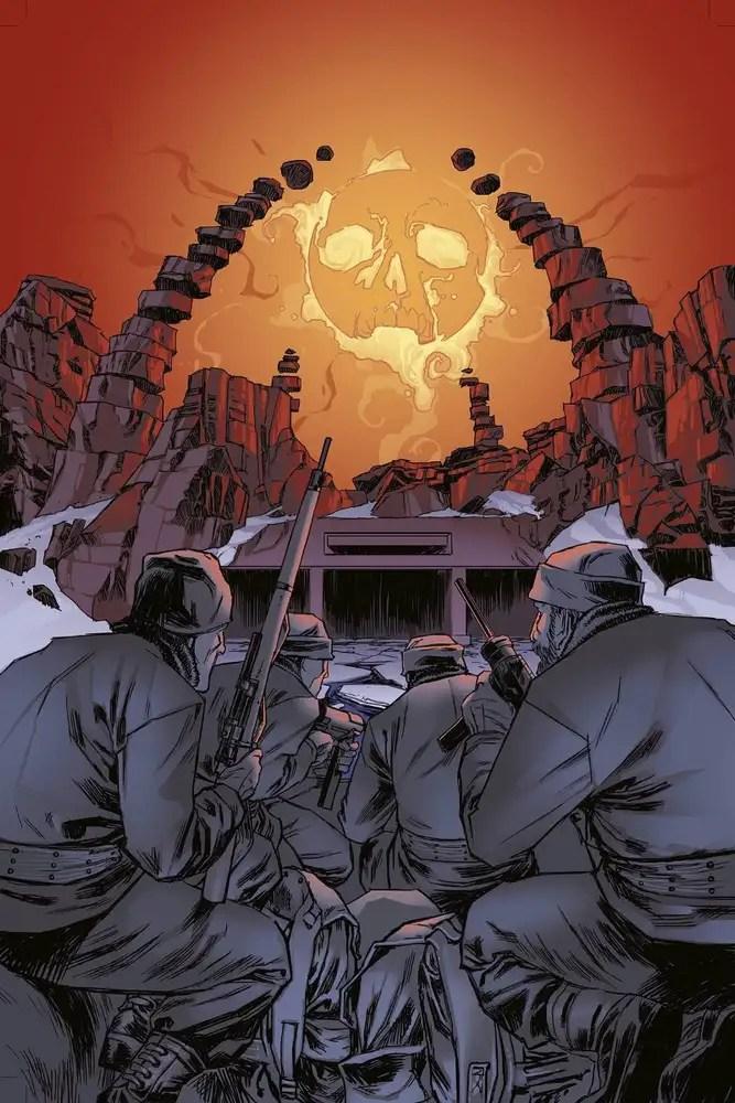 stl198109 ComicList: Dark Horse Comics New Releases for 10/13/2021