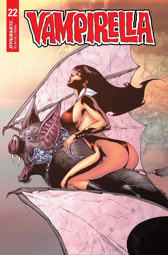 stl201864 ComicList: Dynamite Entertainment New Releases for 08/04/2021