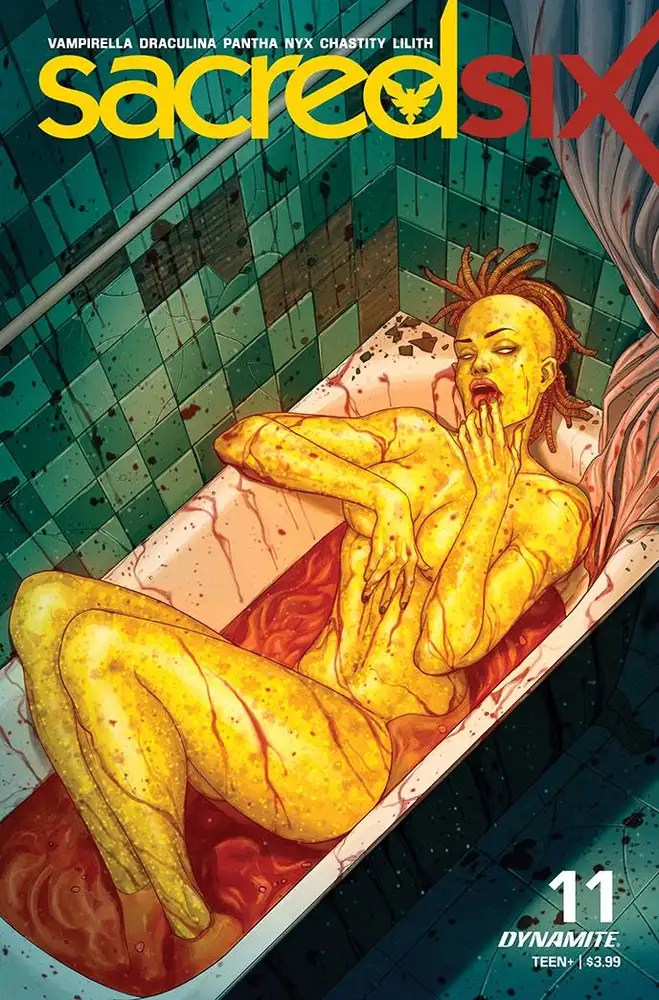 stl201870 ComicList: Dynamite Entertainment New Releases for 07/28/2021