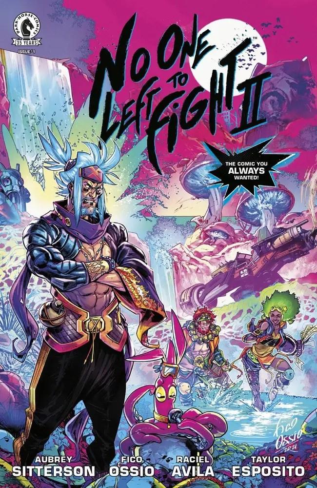 stl202219 ComicList: Dark Horse Comics New Releases for 10/13/2021