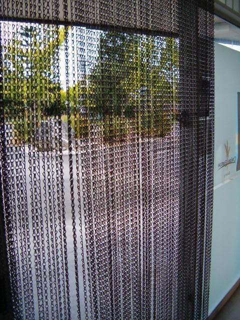 Link Chain Curtain Ball Chain Curtain Link Chain Curtain