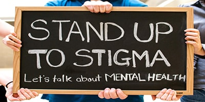 Let's End the Stigma Around Mental Illness