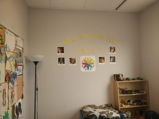 Play Therapy Room