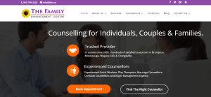 The Family Enhancement Centre - Counselling Services Provider