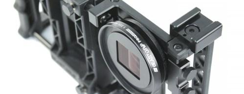 beastgrip pro phone anamorphic lens