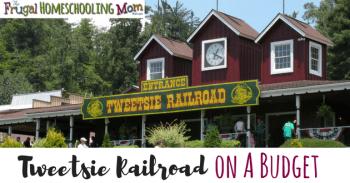 Frugal free educational field trip to Tweetsie Railroad North Carolina fa