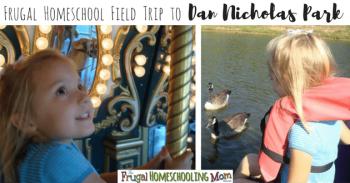 Frugal free educational field trip to Dan Nicholas Park North Carolina f