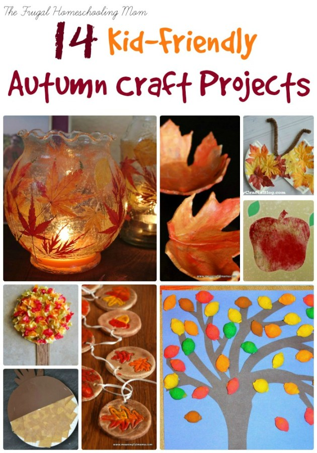 14-kid-friendly-easy-and-fast-craft-projects-for-fall-or-autumn-halloween-thanksgiving-frugal-homeschooling-mom