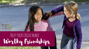 How to Help your homeschooled child make friends