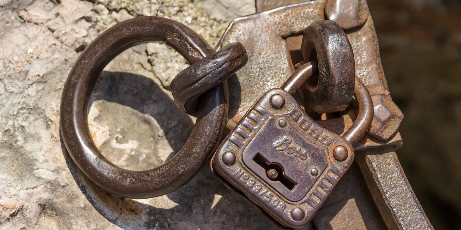 padlock encryption security
