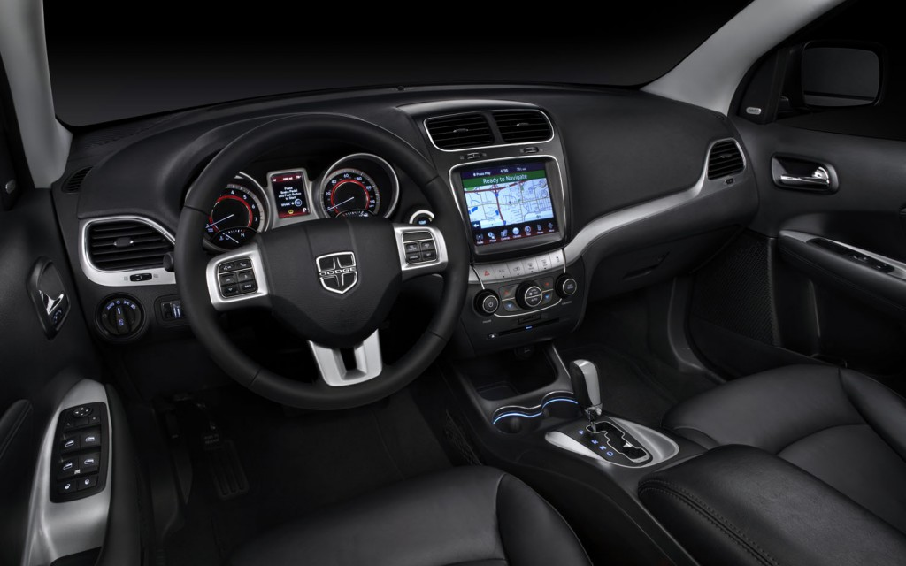 Review The 2012 Dodge Journey Is A Nicely Equipped Family
