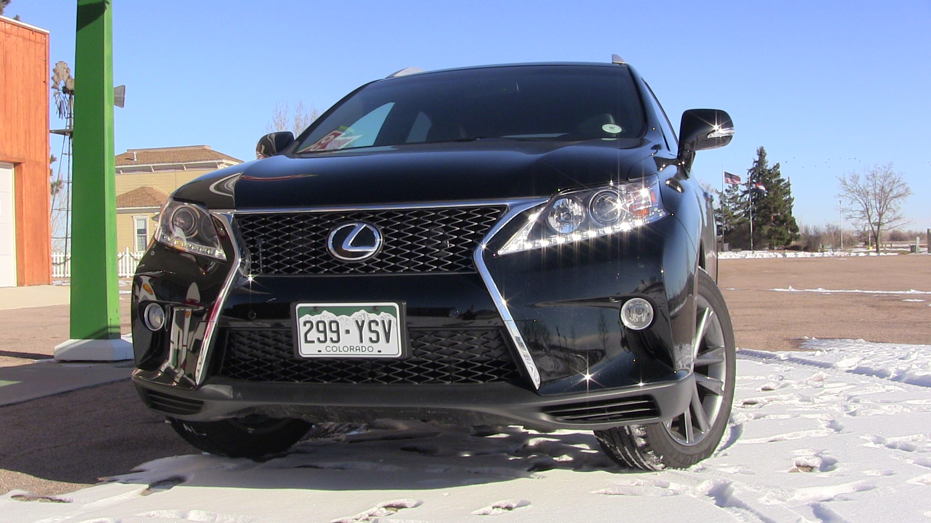 Review 2013 Lexus RX350 F Sport What does the F Sport stand for