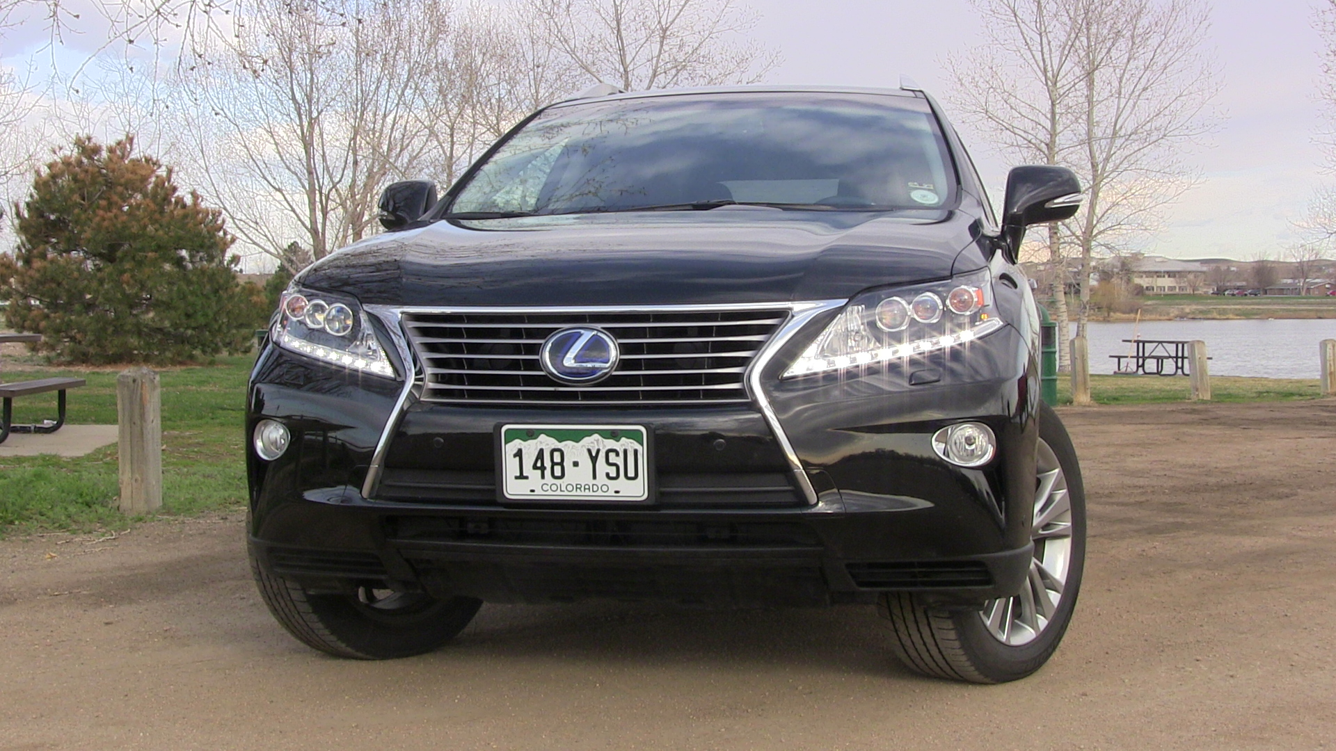 2014 Lexus RX 450h Hybrid of AWD Luxury [review] The Fast Lane Car