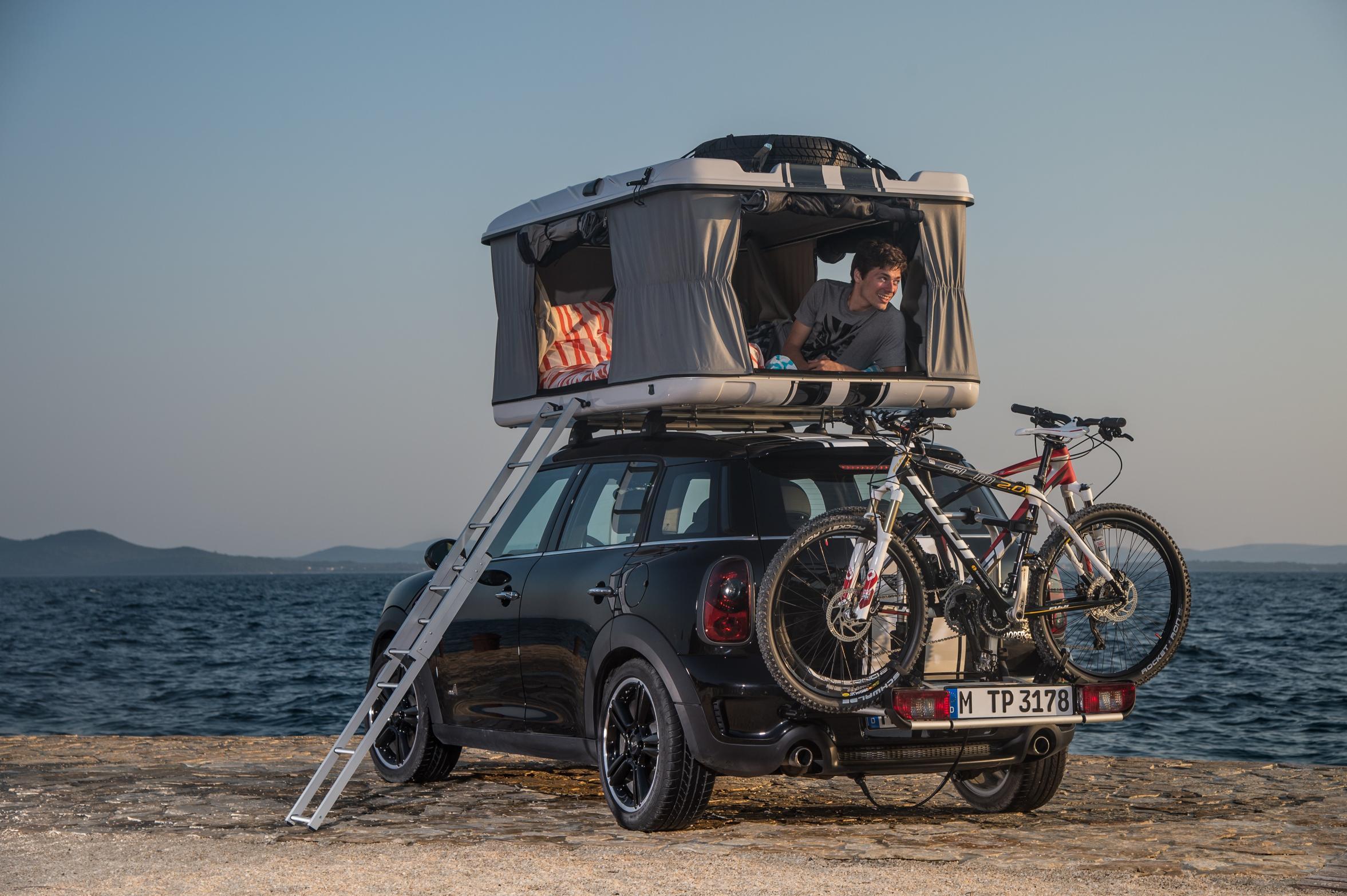 mini cooper countryman bike rack for sale