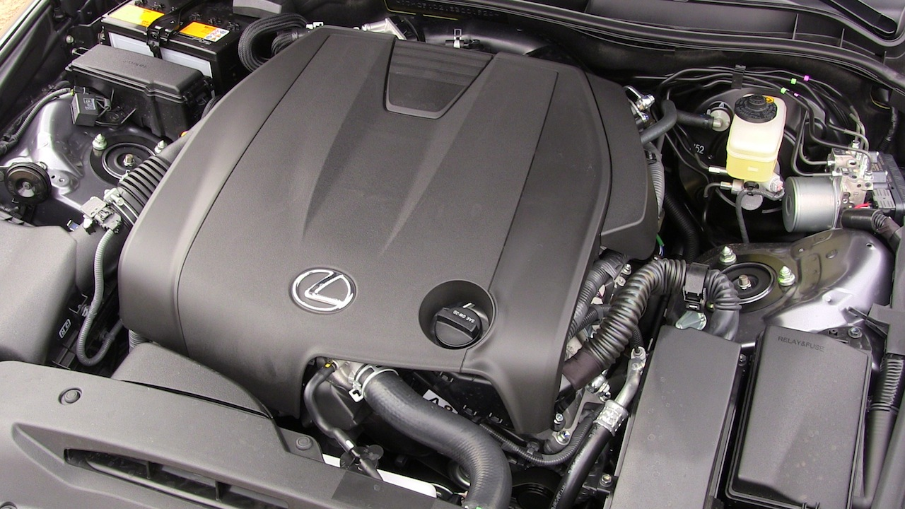 Review Lexus Is 250 Awd
