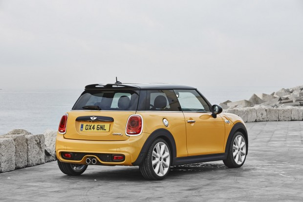 2015 mini rear tail