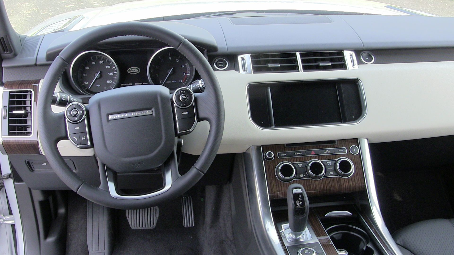 Can the 2014 Range Rover Sport really do it all [First Impression