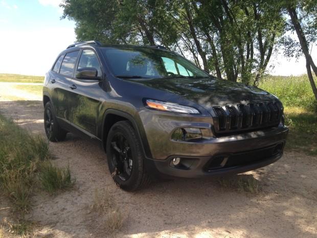 2015 Jeep Cherokee Latitude 4x4