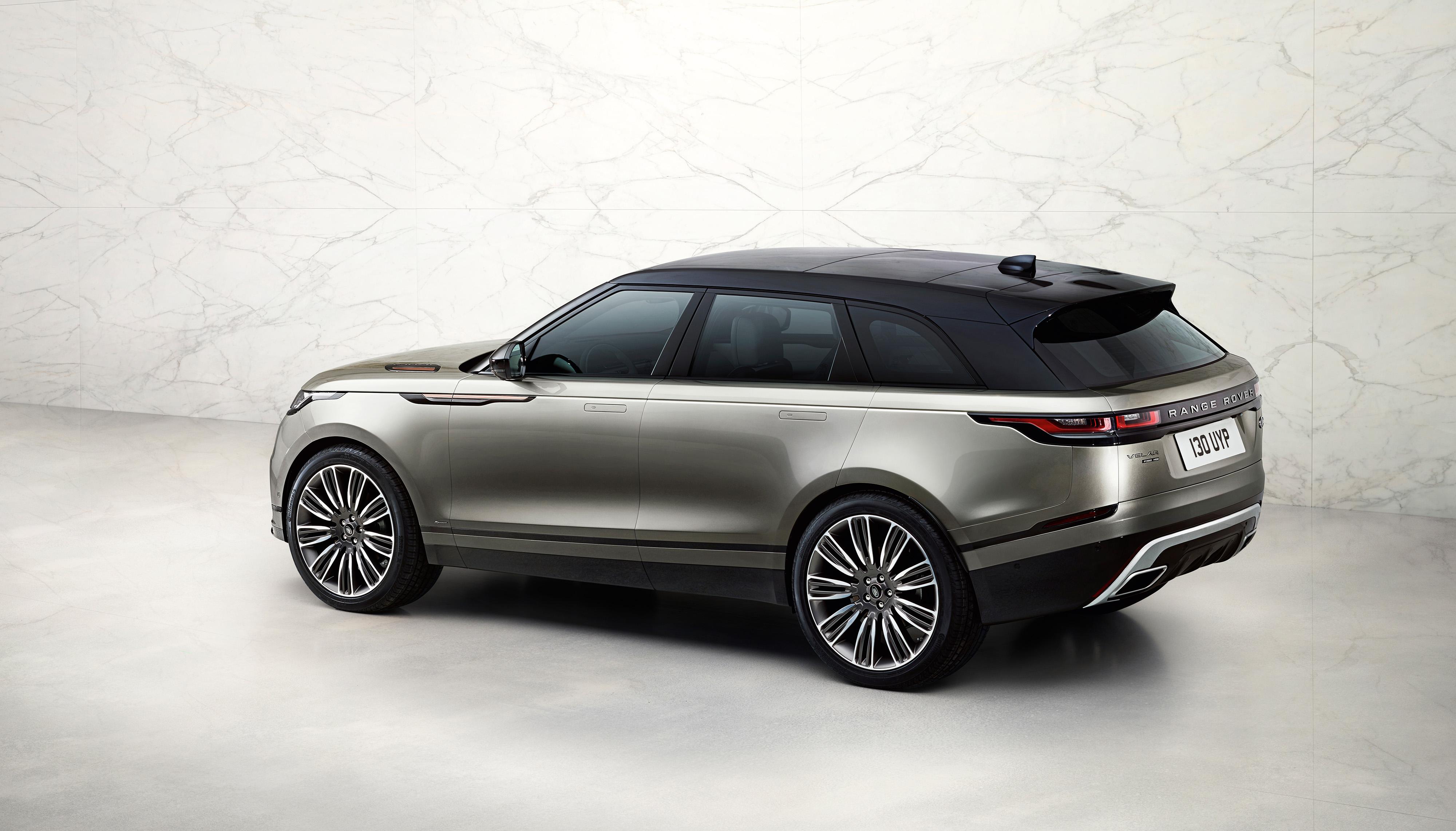 New 2018 Mini Me Range Rover Velar Debuts in London [News] The