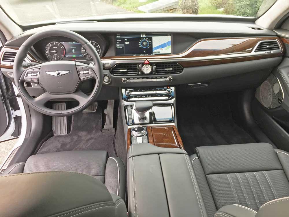 2018 Genesis G90 An Ultimate Luxury Sedan In Every Sense