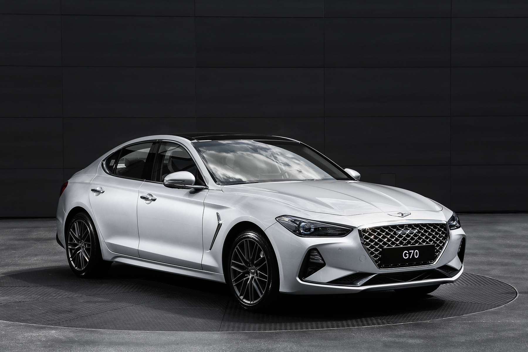 First Drive The 2019 Genesis G70 Is A Grown Up Kia