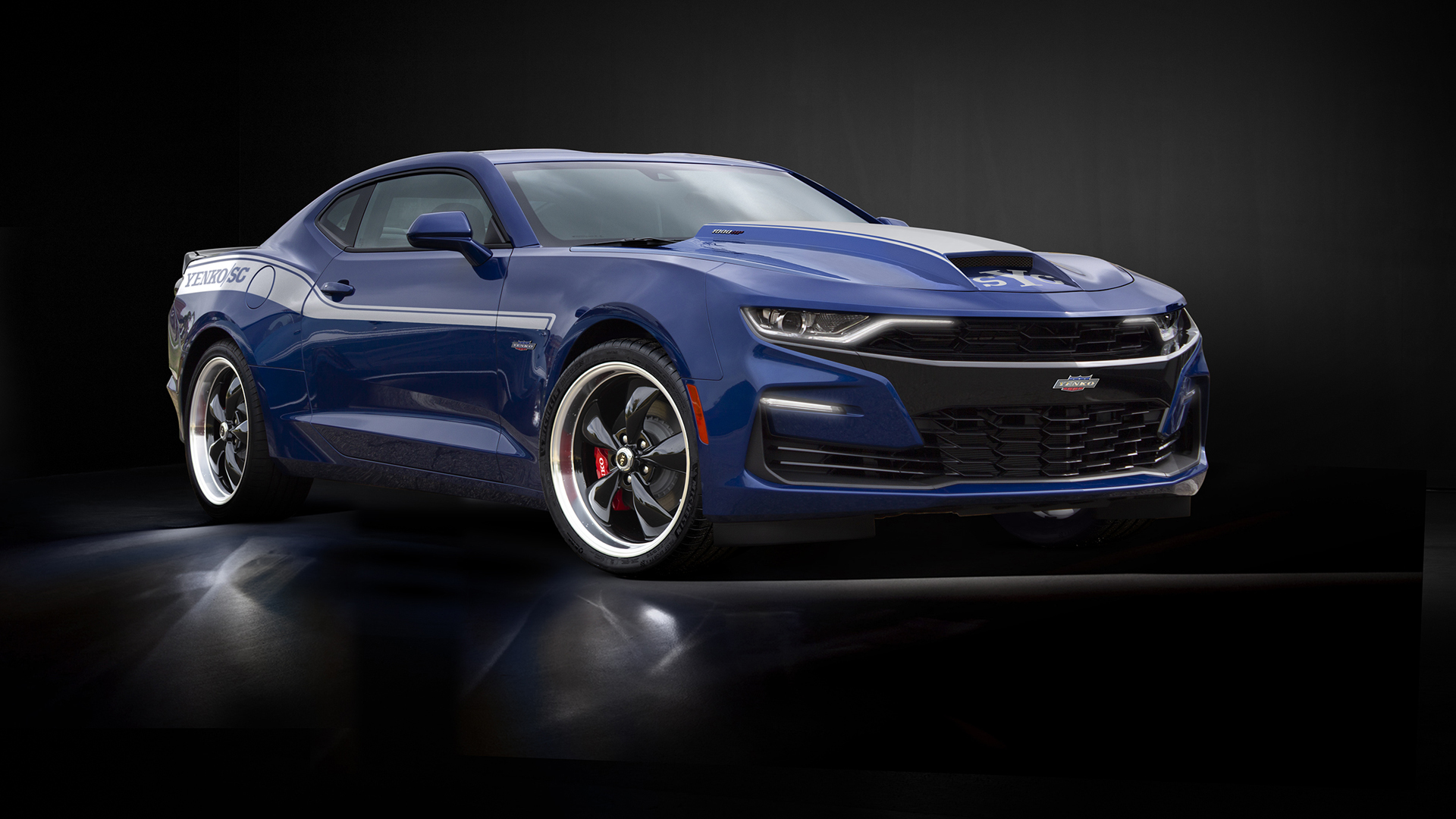 Would You Pay 100 000 For A Camaro 1 000 Hp 2019 Yenko S