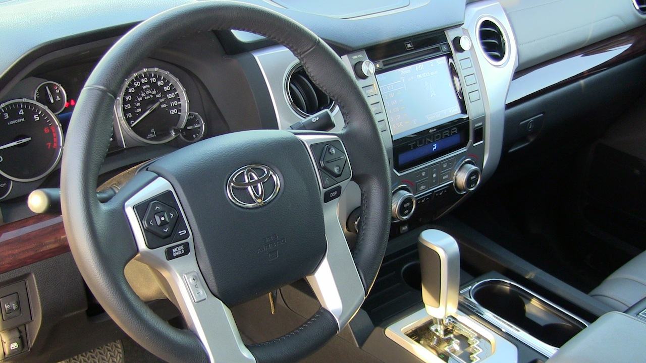 Review 2014 Toyota Tundra CrewMax 4x4 Same But